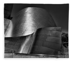 Disney Concert Hall IIi Fleece Blanket