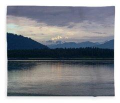 Distant Peaks Fleece Blanket