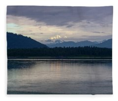 Distant Peaks Fleece Blanket