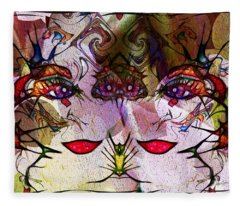 Diva Duo Fleece Blanket