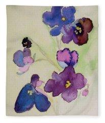 Diversity Fleece Blanket