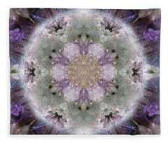 Divine Love Fleece Blanket