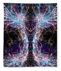 Divine Radiance From A Satellite Galaxy #1446 Fleece Blanket