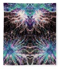 Divine Radiance From A Satellite Galaxy #1447 Fleece Blanket