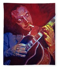 Django Sweet Lowdown Fleece Blanket