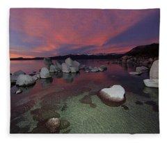 Do You Have Vivid Dreams Fleece Blanket