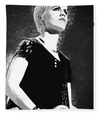 Dolores O Riordan Fleece Blanket