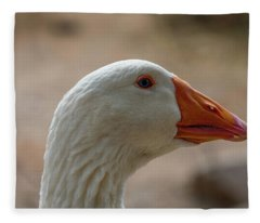Domestic Goose Fleece Blanket