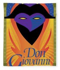 Don Giovanni Fleece Blanket