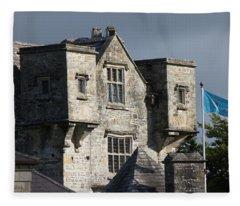 Donegal Castle Fleece Blanket