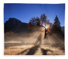 Sullivan County Fleece Blankets