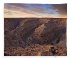 Doubleback Fleece Blanket