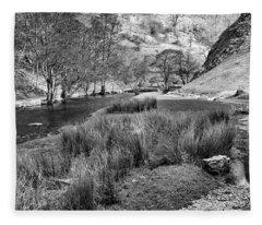 Landscapes Fleece Blankets
