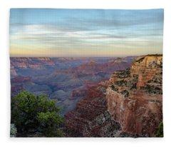 Down Canyon Fleece Blanket