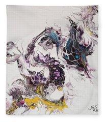 Dragon Breathe Fleece Blanket