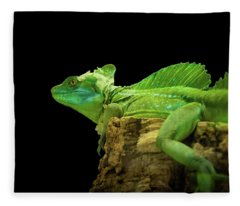 Dragon Visions Fleece Blanket