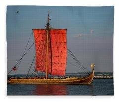 Draken Harald Harfagre Fleece Blanket