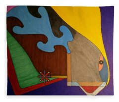 Dream 323 Fleece Blanket
