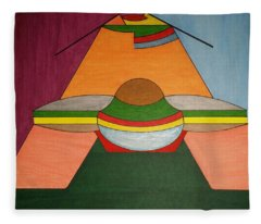 Dream 325 Fleece Blanket