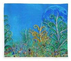 Dream A Little Dream Fleece Blanket
