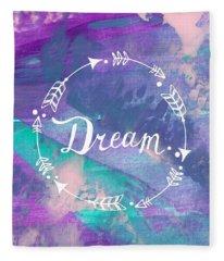 Dream Fleece Blanket