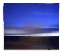 Dream Of Arches X Fleece Blanket