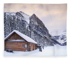 Dream Of The Return Fleece Blanket