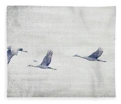 Dream Sequence Fleece Blanket