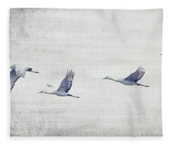 Dream Sequence Fleece Blanket
