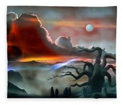 Dream Visions Fleece Blanket