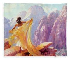 Dreamcatcher Fleece Blanket