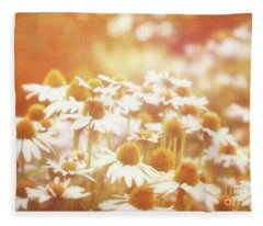 Dreaming Of Summer Fleece Blanket