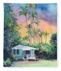 Dreams Of Kauai Fleece Blanket