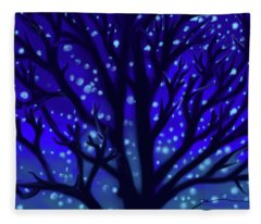 Dreams Of Needham Fleece Blanket