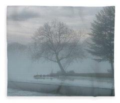 Dreams Of Summer Fleece Blanket