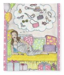 Dreams Fleece Blanket
