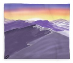 Dreamscape Fleece Blanket