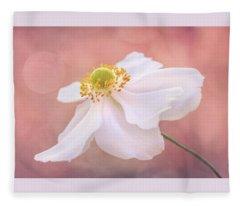 Dreamy Morning Fleece Blanket
