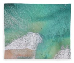 Dreamy Pastels Fleece Blanket