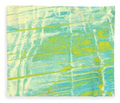 Driftwood #10 Fleece Blanket