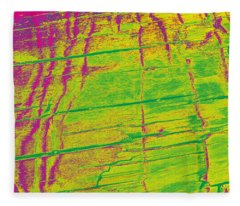 Driftwood #11 Fleece Blanket