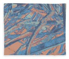 Driftwood #4 Fleece Blanket