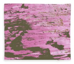 Driftwood #6 Fleece Blanket