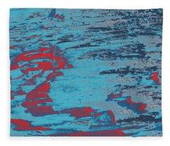 Driftwood #7 Fleece Blanket