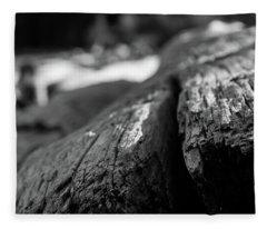 Driftwood Fleece Blanket