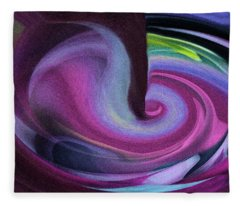 Drinking From The Cosmos Study No 1 Fleece Blanket