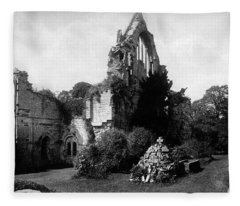 Dryburgh Abbey Fleece Blanket