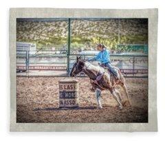 Dsc_7506_b1 Fleece Blanket