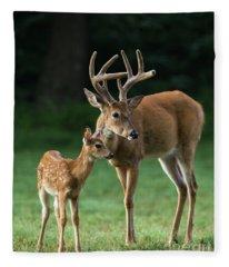 Dsc_9232 Fleece Blanket