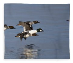 Duckin Out Fleece Blanket